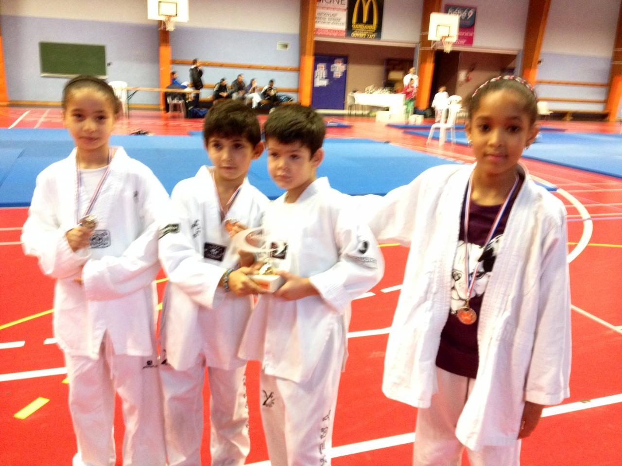 interclub GARDANNE 301114