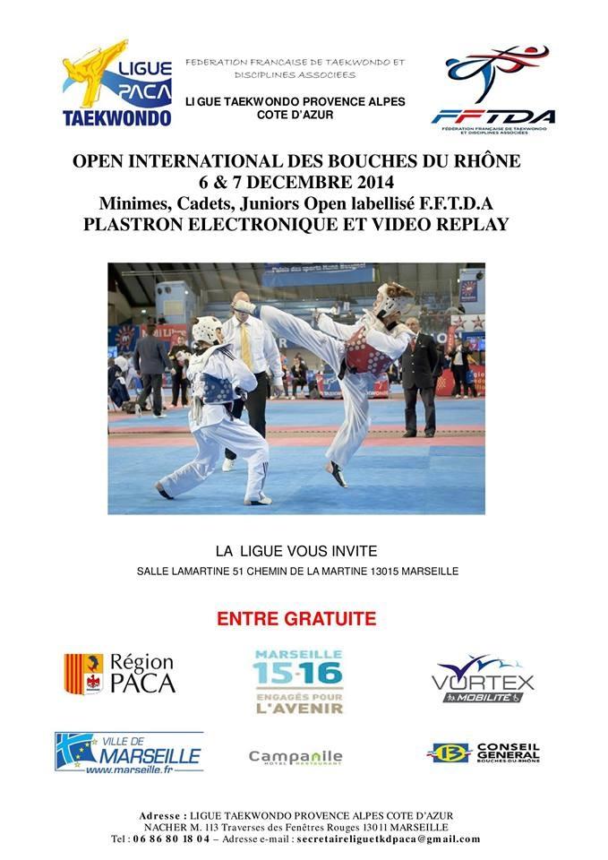 open labellisé de marseille 2014
