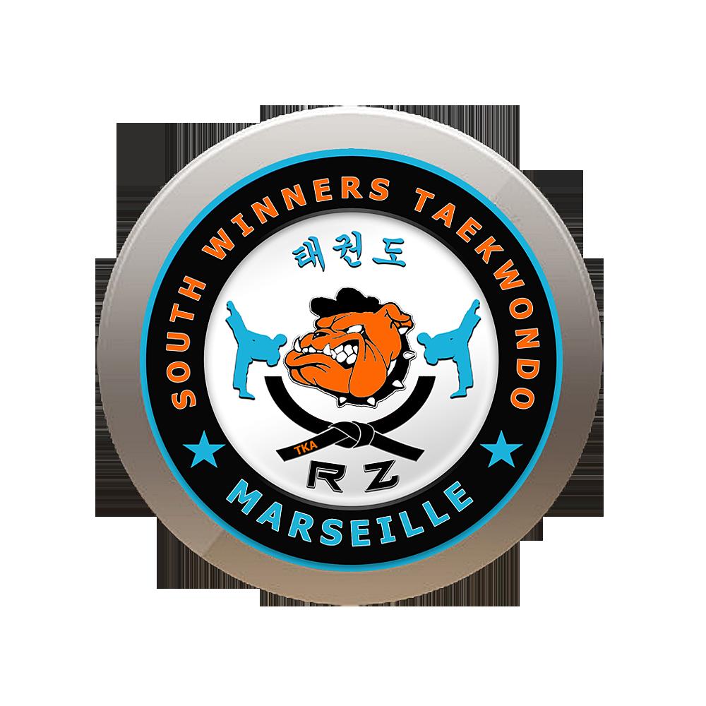 Logo south winners taekwondo